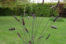 plants sculpture