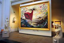 Art / Art By Artist Oscar Vela www.oscarvela.dk