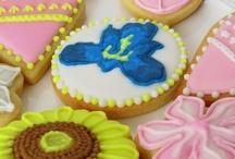 My decorate cookies