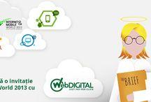 Concursuri @ WebDigital / Concursuri organizate de Agentia WebDigital
