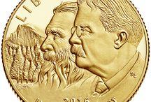 2016 National Park Service 100th Anniversary Commemorative Coins / Commemorative Coin Program Celebrates National Park Service Centennial
