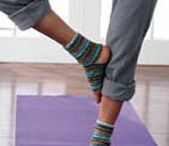 DIY Socks, legwarmers, etc - crocheted, knitted, ...