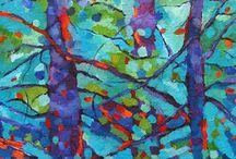 Malarstwo / Współczesne malarstwo olejne i akrylowe