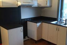 Oppussing av Kjøkken / Oppussing,remodeling,kjøkken,kitchen,rustic