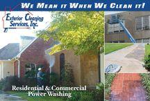 Pressure Washing Lafayette / Pressure washing, house washing, driveway cleaning