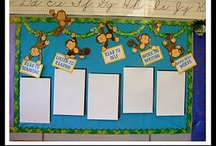 * Classrooms Ideas I Love / Beg, Borrow, & Steal these crazy, cute classroom ideas.  / by Genny McCubbin