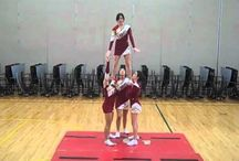 Cheerleading / by Sarah McLelland