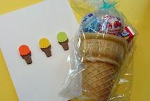 Ice cream party / Birthday party