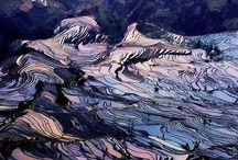 Yuanyang, Rice Terraces / Like these pics? Then you'll love our website, which is full of China images, articles and more! www.visiontimes.com.