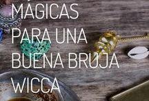 las Wicca / piedras