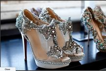 Simply beautiful shoes / Who doesn't love shoes.