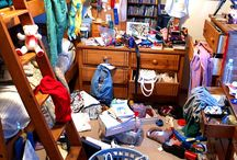 De-cluttering your life etc