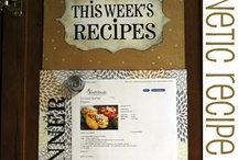 Recipes and Crafts