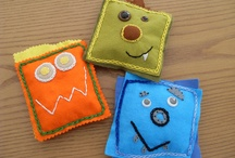 Kids' Crafts / Crafts for or with kids! / by Rachel Lewis