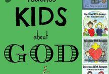 Bible and kids / by Nancy K Compton