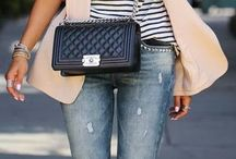 CHANEL bags LOVE