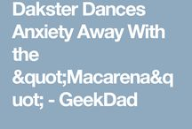 Anxiety Posts by Dakster