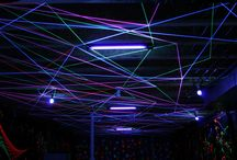 Fun w/ Black Light! / Crazy, fun ideas that you can use w/ black light