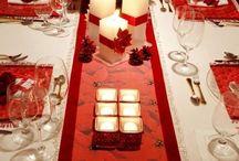 Ornamenti tavola