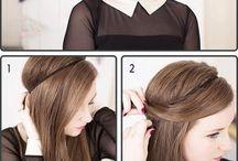 Til håret