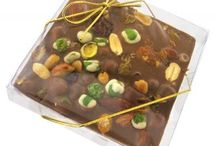Chunky Gourmet Bars / Get your hands on to some tasty chunky gourmet bars.