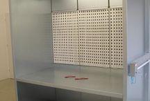box stolový odsávací OSS