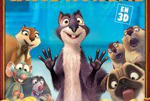 Un film pour toute la #Famille! Opération Casse-Noisette / Un film d'animation de Peter Lepeniotis, sortie le 6 août 2014!