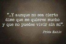 frida kahlo ♡♥