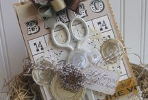 Bingo Crafts / by Barbara Bird