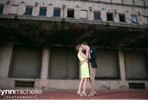 modern/rustic engagements / modern & rustic engagement sessions outdoor open fields