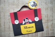 Cartões Da Disney