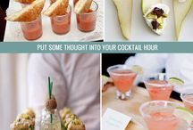 Party Foods / Party Foods and Appetizers / by Neci Watson