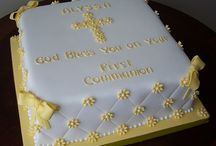 Comunion cake  / Great decoration