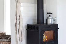 Fireplaces | Maaike van Wijk Design Studio