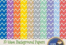 Clip Art, Backgrounds, Alphas / Clip Art, Background Papers, Alphas, Fonts