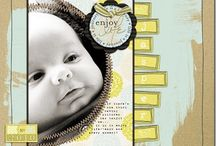 Baby Layouts / by Abbey Hughs