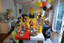 Pikachu party