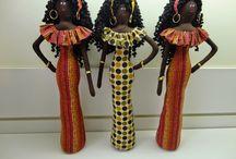 bonecas negras