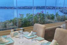 Kalamış Paysage Restaurant / Kalamış Paysage Restaurant