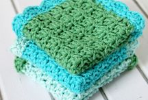 Dishcloths / Crochet