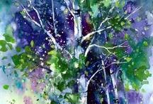 Watercolour: Landscape and Nature