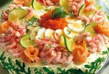 Broodje gezond - sandwich cake