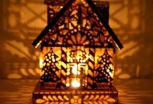 lustres,lanternas (luzes)