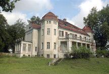 Komorzno - Pałac