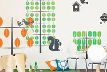 Modern Woodland  / Inspiration Board for My Nursery: Modern Woodland  / by Lisa Weser