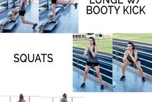 Steps workout