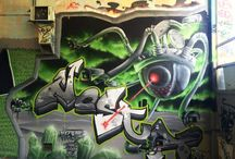 Collab Graffiti / Street art