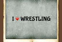 Wrestling / by Myklyn Ripperger