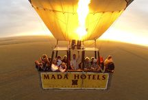 Adventures Aloft Balloon Safaris Tarangire / using an A-415 balloon with a capacity of 16 passengers, it started its operation in 2010, we pick up clients from various location and bring them to the launching site, fights take off at sunrise everyday.