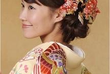 Traditional Kimono Fashion Show